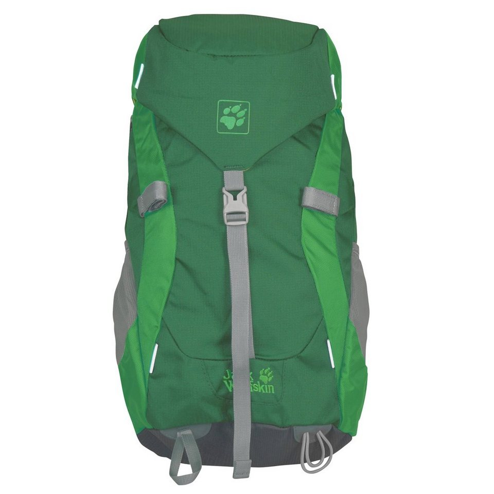 Jack Wolfskin Jack Wolfskin Kids Packs Alpine Trail Rucksack 40 cm in cucmber green