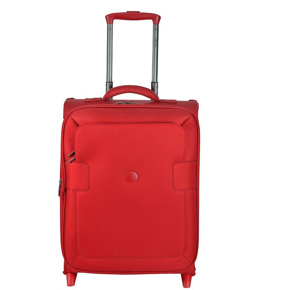 Delsey Delsey Tuileries 2-Rollen Kabinentrolley 55 cm in rot