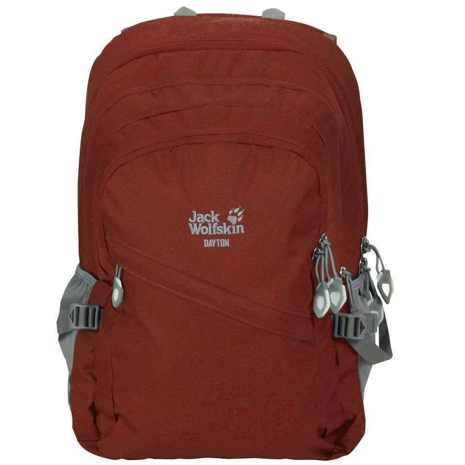 Jack Wolfskin Daypacks & Bags Dayton Rucksack 46 cm Laptopfach in dried tomato