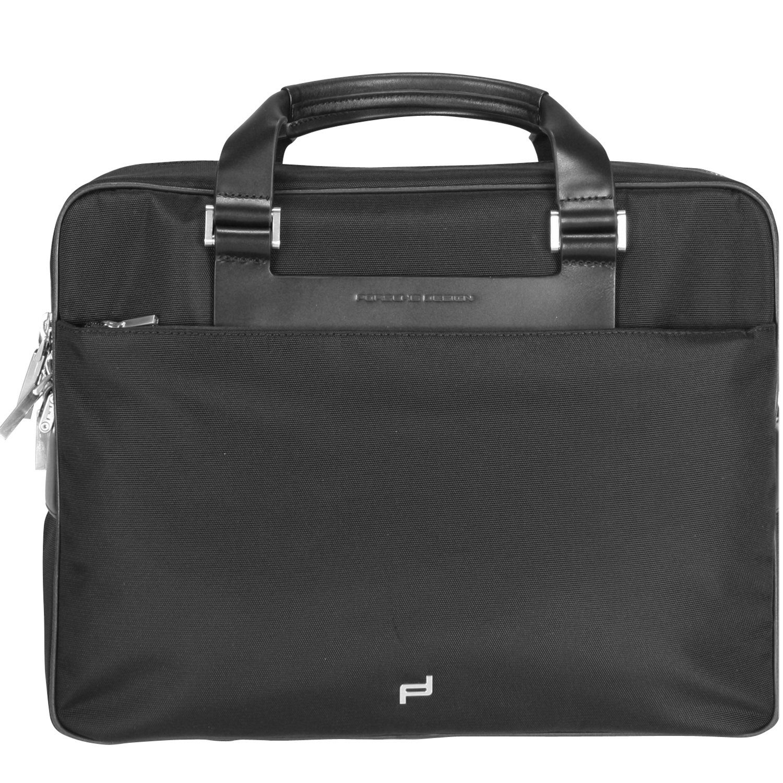 PORSCHE Design Shyrt-Nylon BriefBag MZ Aktentasche 39 cm Laptopfach