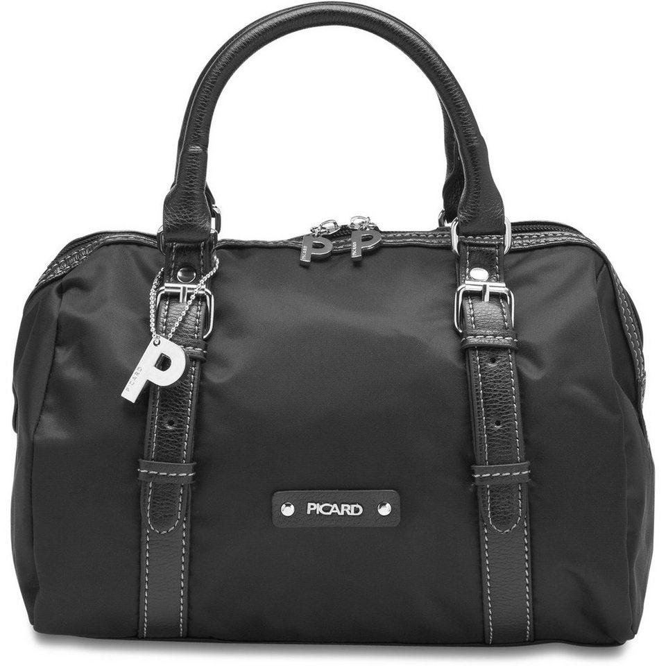 Picard Picard Sonja Handtasche 27 cm in schwarz
