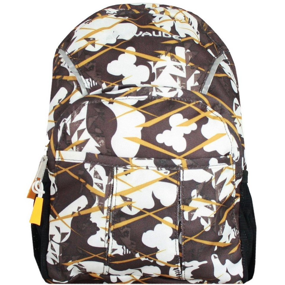 VAUDE Kids Capper 4,5 Rucksack 28 cm in mocca-honey print