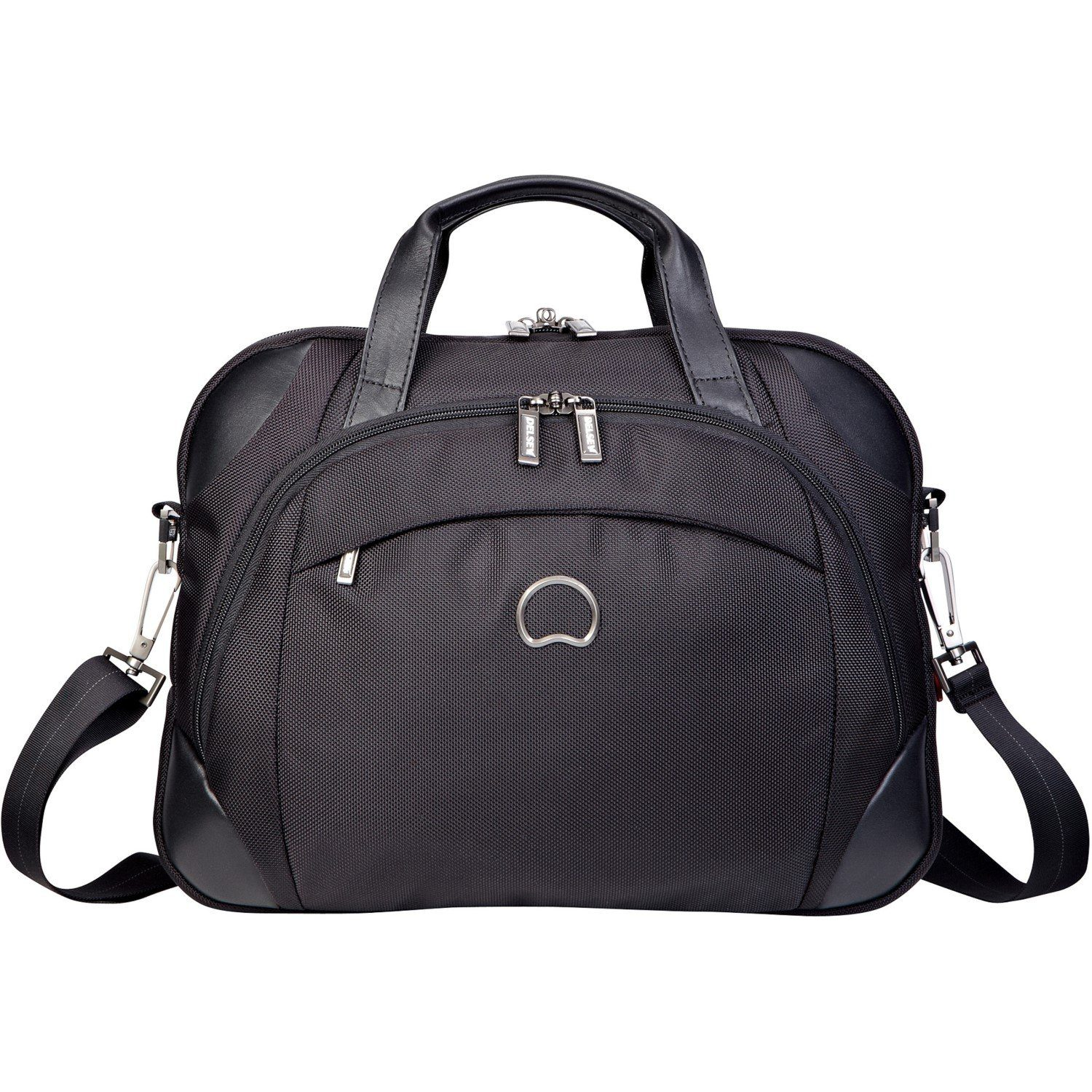 Delsey Quarterback+ Aktentasche 42 cm Laptopfach