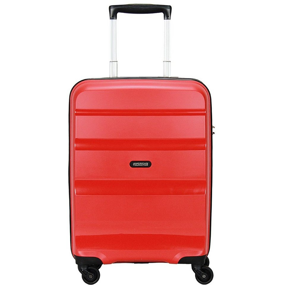 American Tourister Bon Air Spinner 4-Rollen Kabinentrolley 55 cm in bright coral