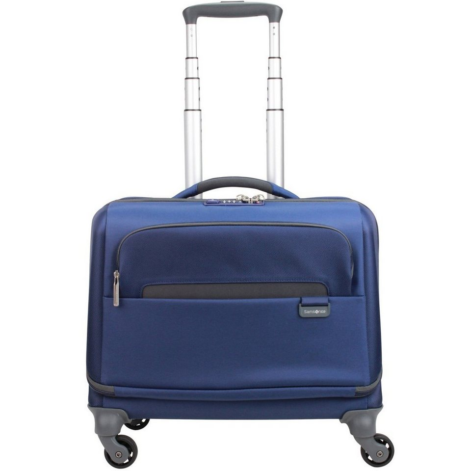 Samsonite Lumo Schoudertas : Samsonite lumo spinner rollen businesstrolley cm