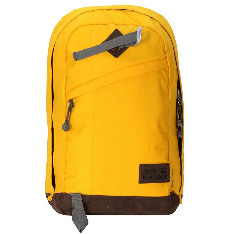 Jack Wolfskin Daypacks & Bags Kings Cross Rucksack 50 cm Laptopfach in burly yellow