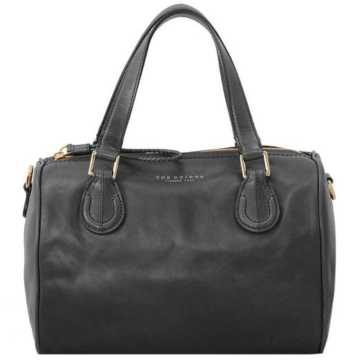 THE BRIDGE Park Handtasche Leder 30 cm