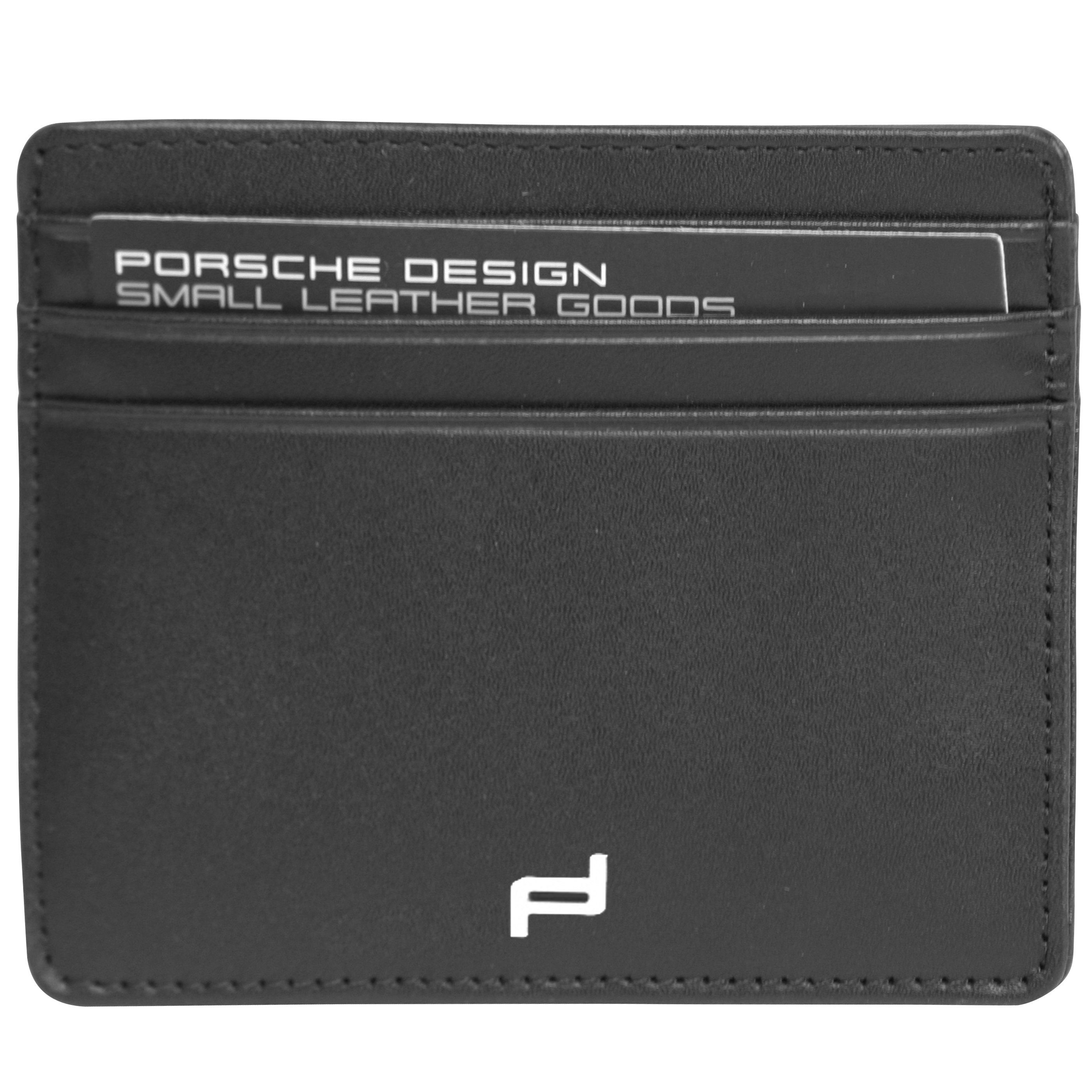 Porsche Design Touch Card Holder SH6 Kartenetui Leder 10 cm