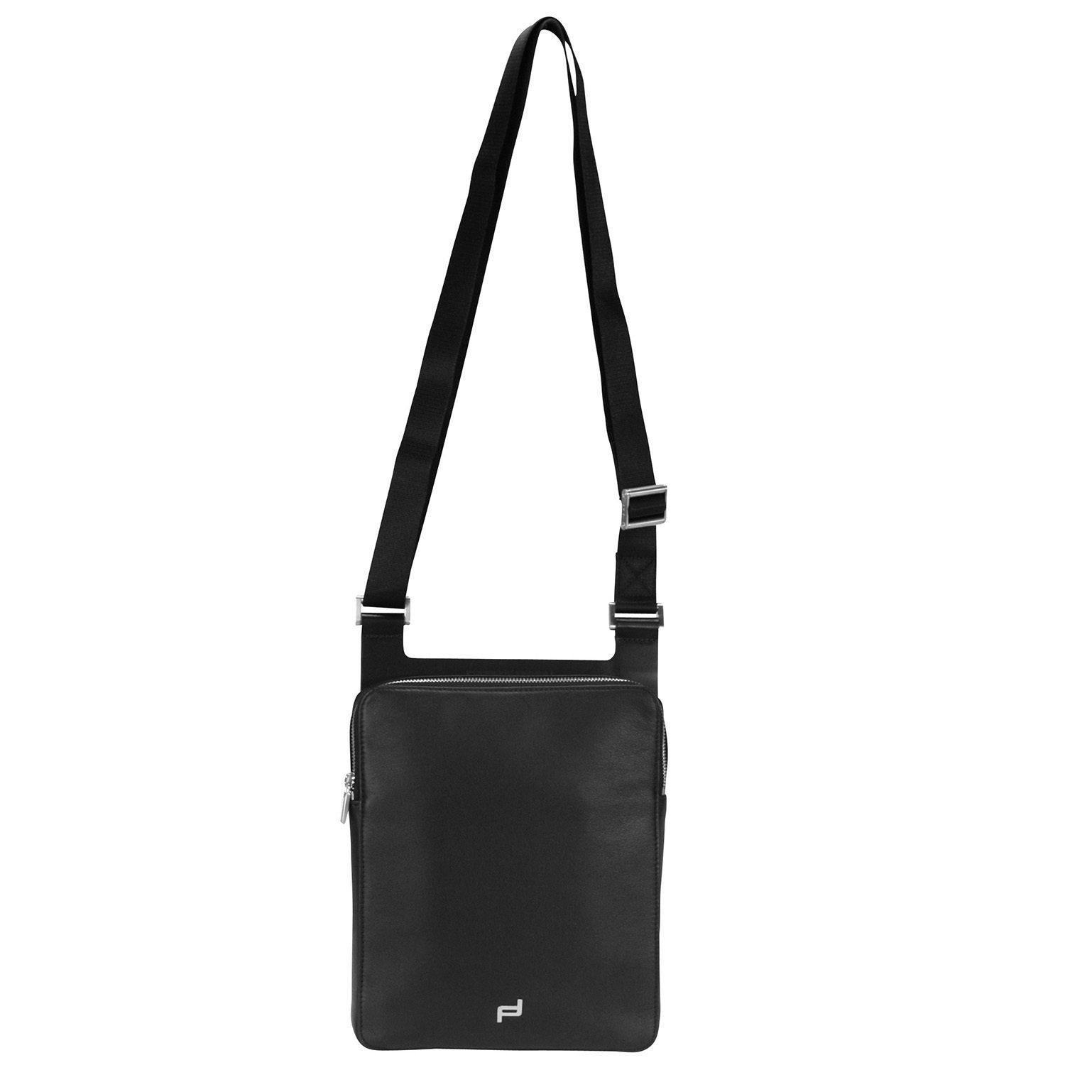 Porsche Design Shyrt-Leather ShoulderBag MV Umhängetasche Leder 21 cm