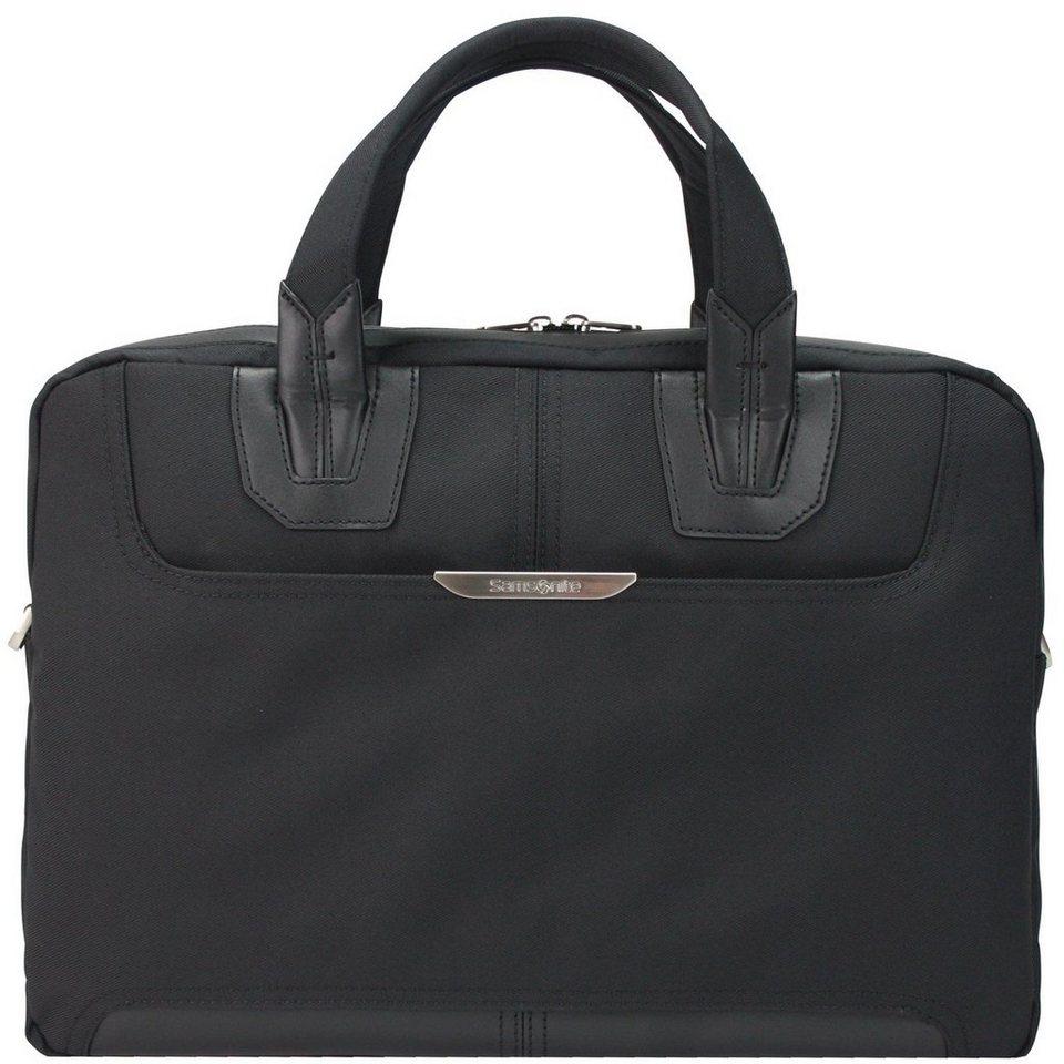Samsonite Samsonite Sidaho Aktentasche 42 cm Laptopfach in black