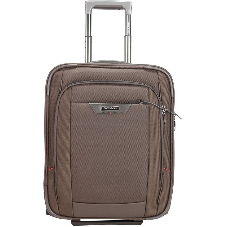 Samsonite Samsonite Pro-DLX 4 2-Rollen Business Trolley 50cm Laptopfach in tobacco