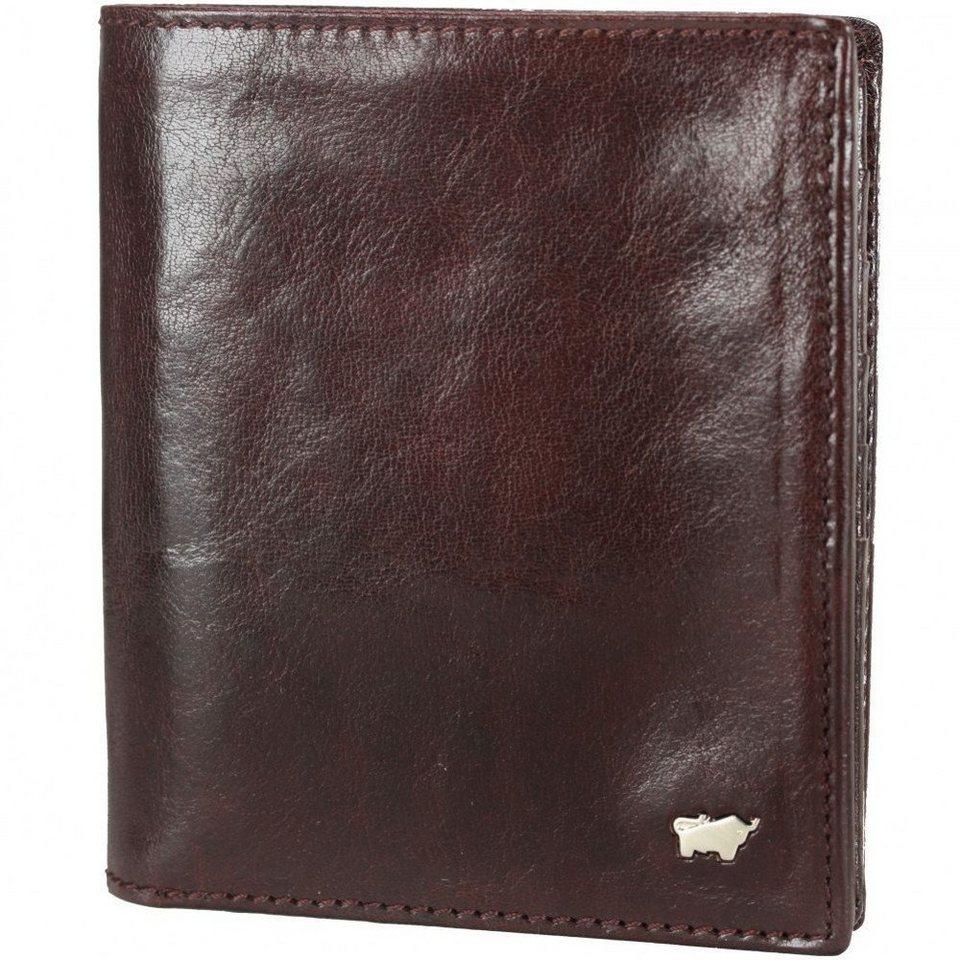Braun Büffel Braun Büffel Country Geldbörse Leder 10,5 cm in palisandro