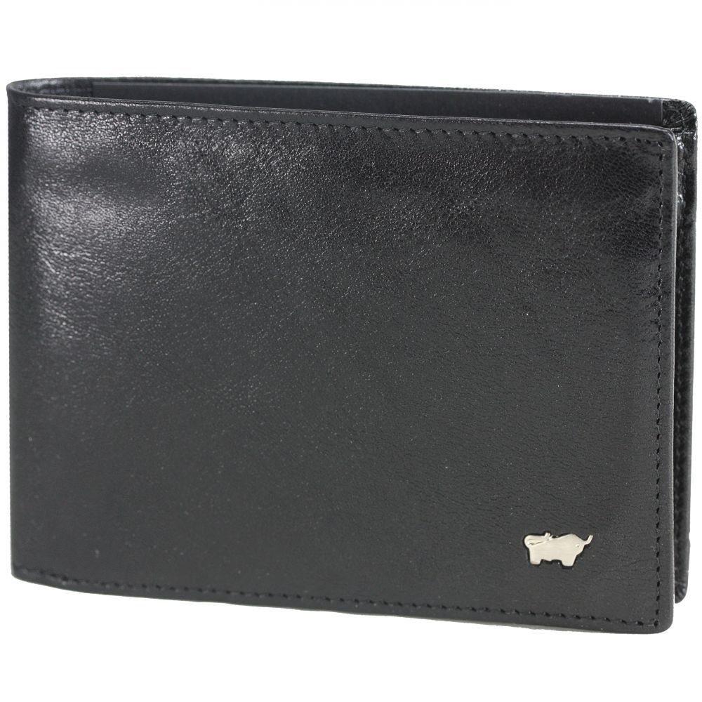 Braun Büffel Basic Geldbörse I Leder 12 cm