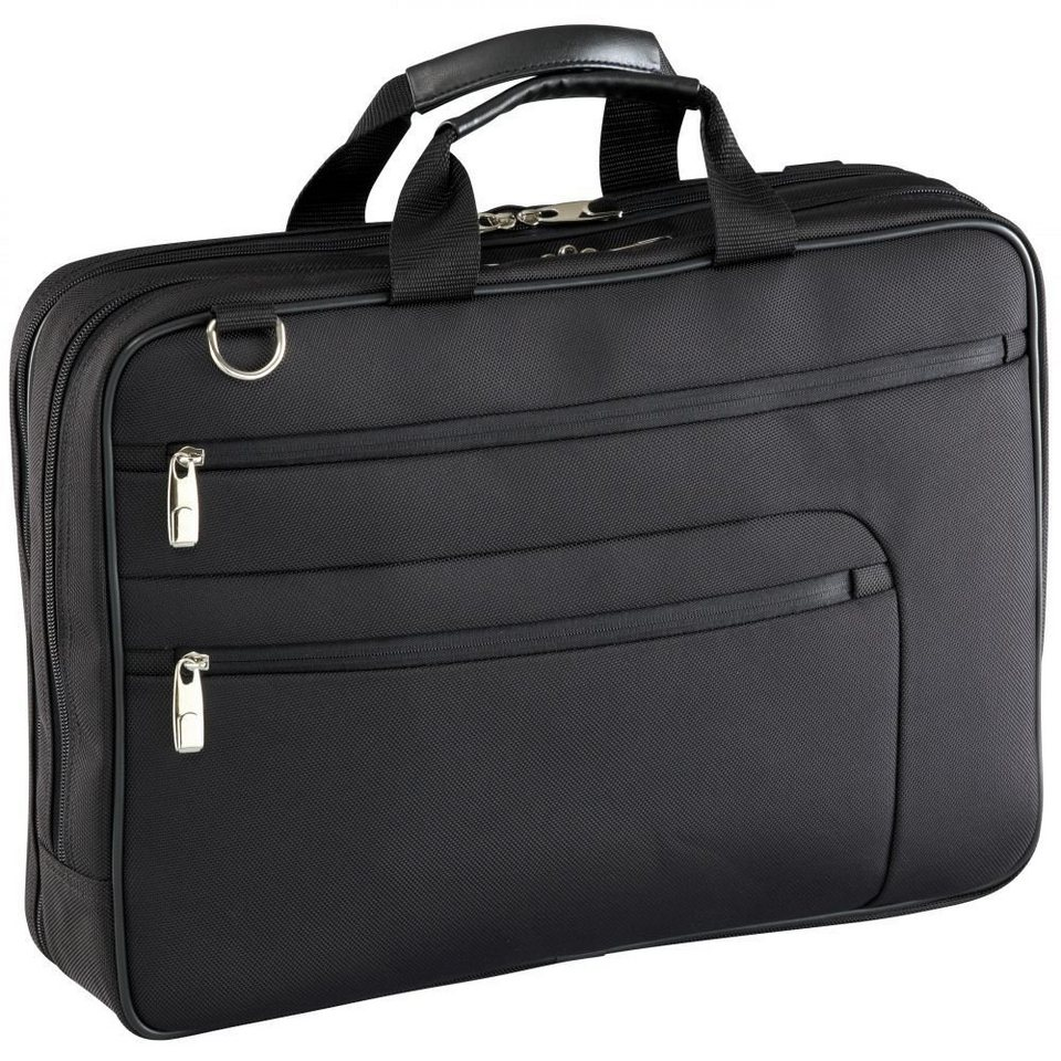 d & n Business Line Laptoptasche 44 cm in schwarz