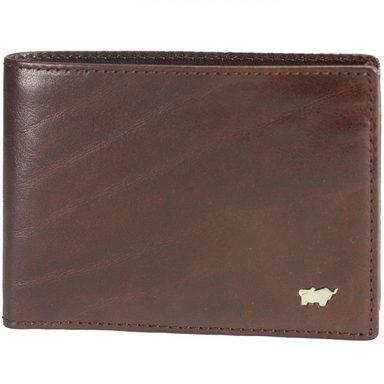 Braun Büffel Basic Geldbörse II Leder 12 cm