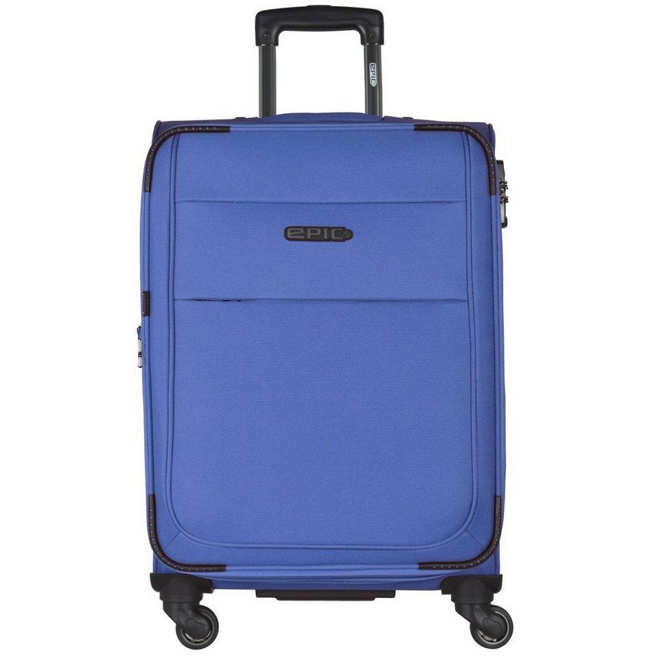 EPIC DiscoveryAIR 4-Rollen Trolley 67 cm in blau