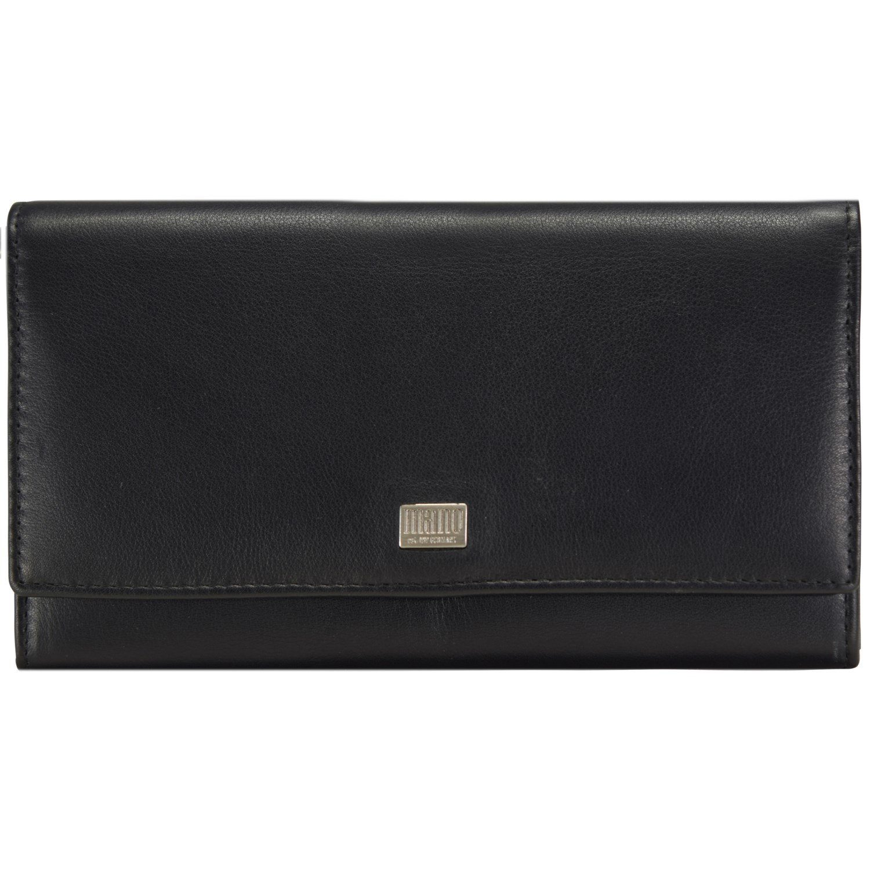 MANO Linea Damenbörse Leder 17,5 cm