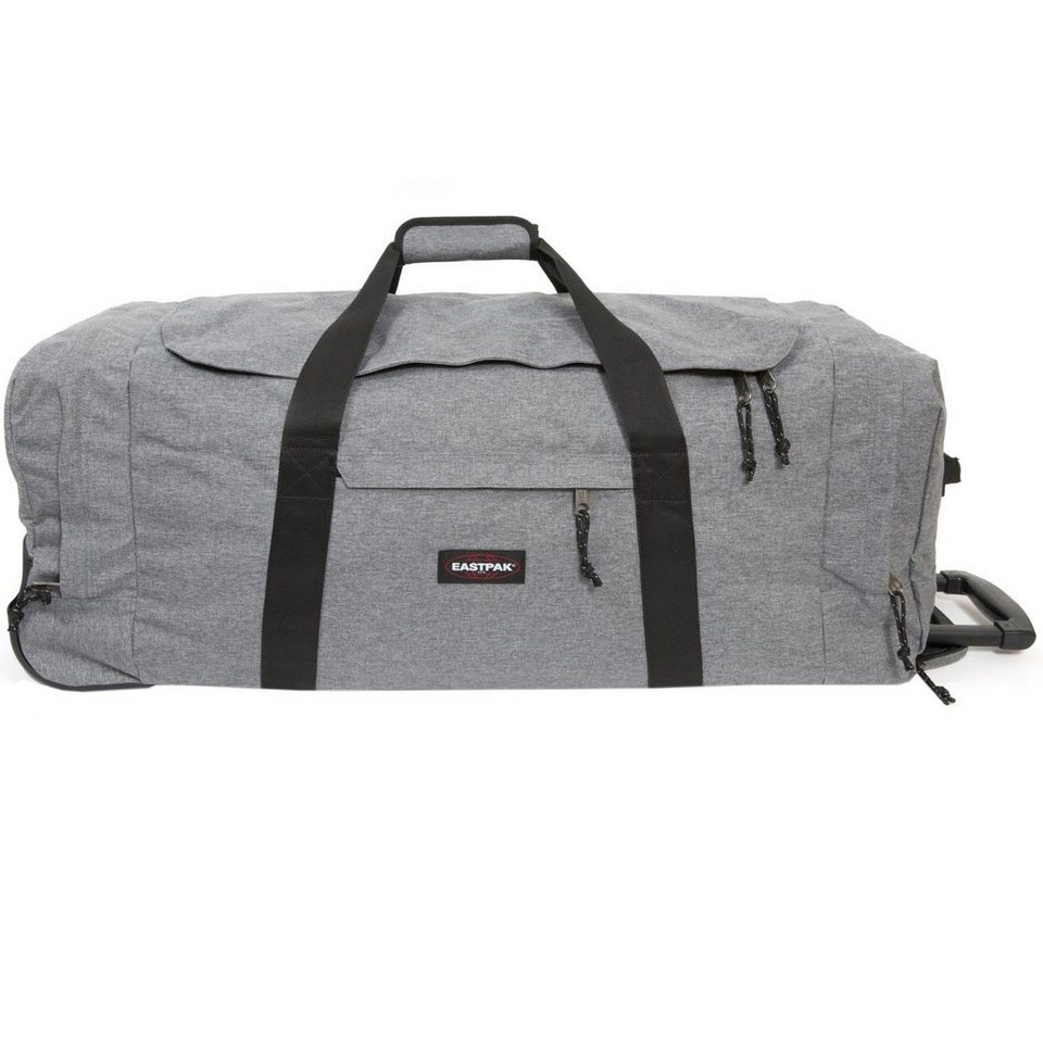 EASTPAK Authentic Collection 17 Leatherface L 2-Rollen Reisetasche 86,5 in sunday grey