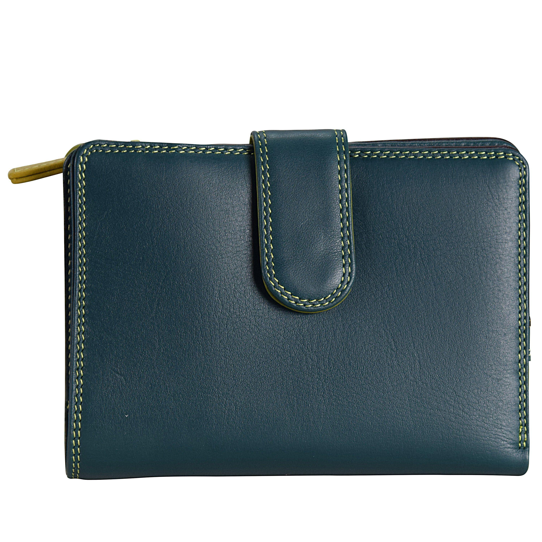Geldbörse Medium Wallet Mywalit Leder 13 Cm Snap 3R4qSc5AjL