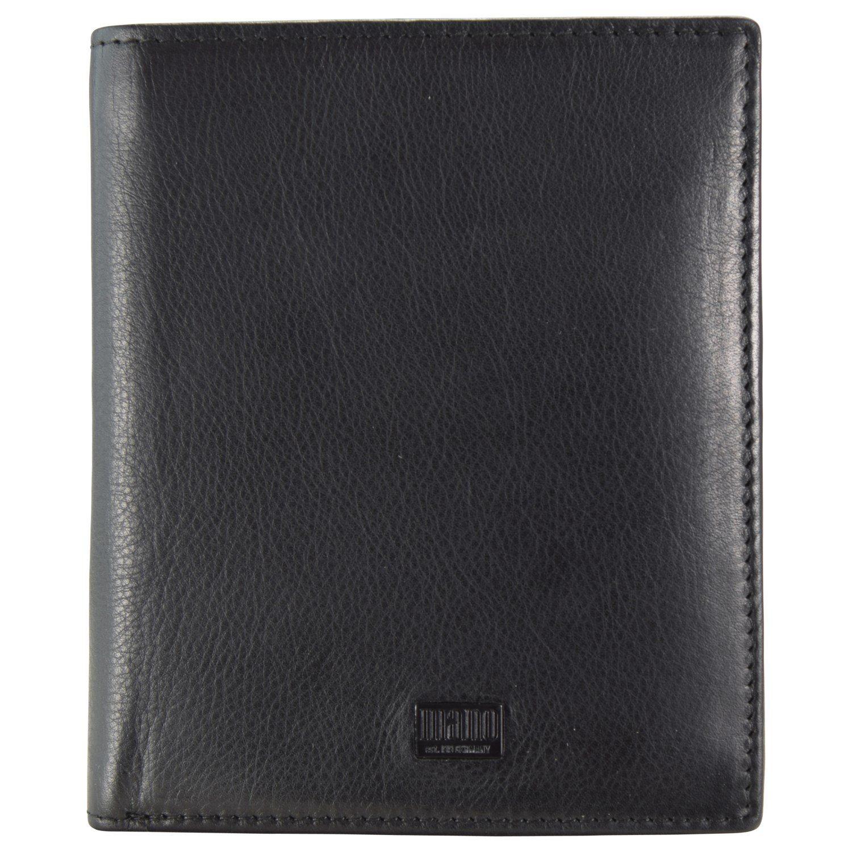 MANO Tabula Geldbörse III Leder 10 cm