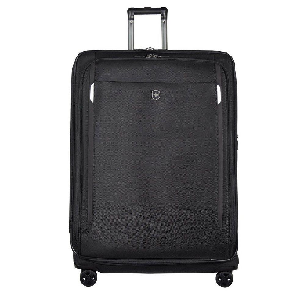 Victorinox Werks Traveler 5.0 Trolley 4-Rollen 76 cm in black
