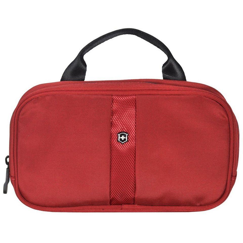 Victorinox Travel Accessoires 4.0 Kosmetiktasche 23 cm in red