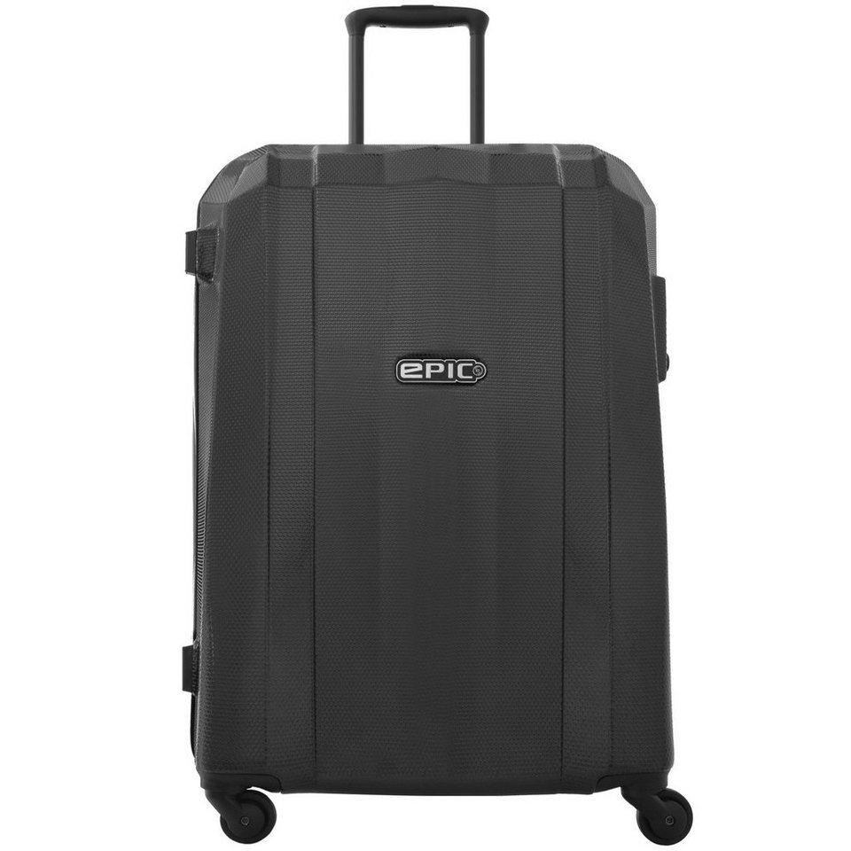Epic Epic GRX Hexacore 4-Rollen Trolley 65 cm in black
