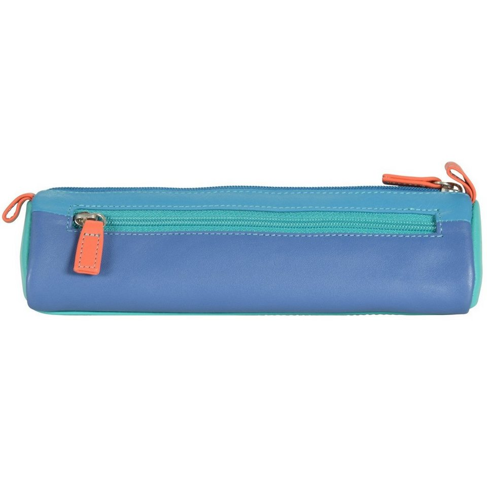 Mywalit Pencil Case Stifteetui Leder 20 cm in aqua