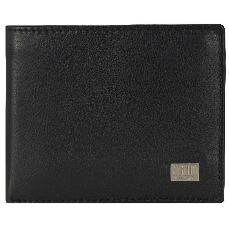 MANO Linea Geldbörse Leder 10,5 cm