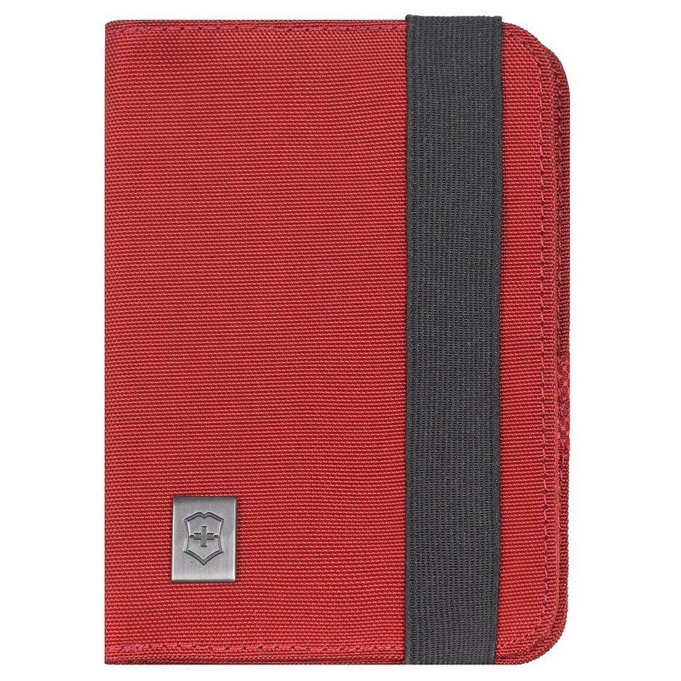 Victorinox Travel Accessoires 4.0 Kreditkartenetui 10 cm in red
