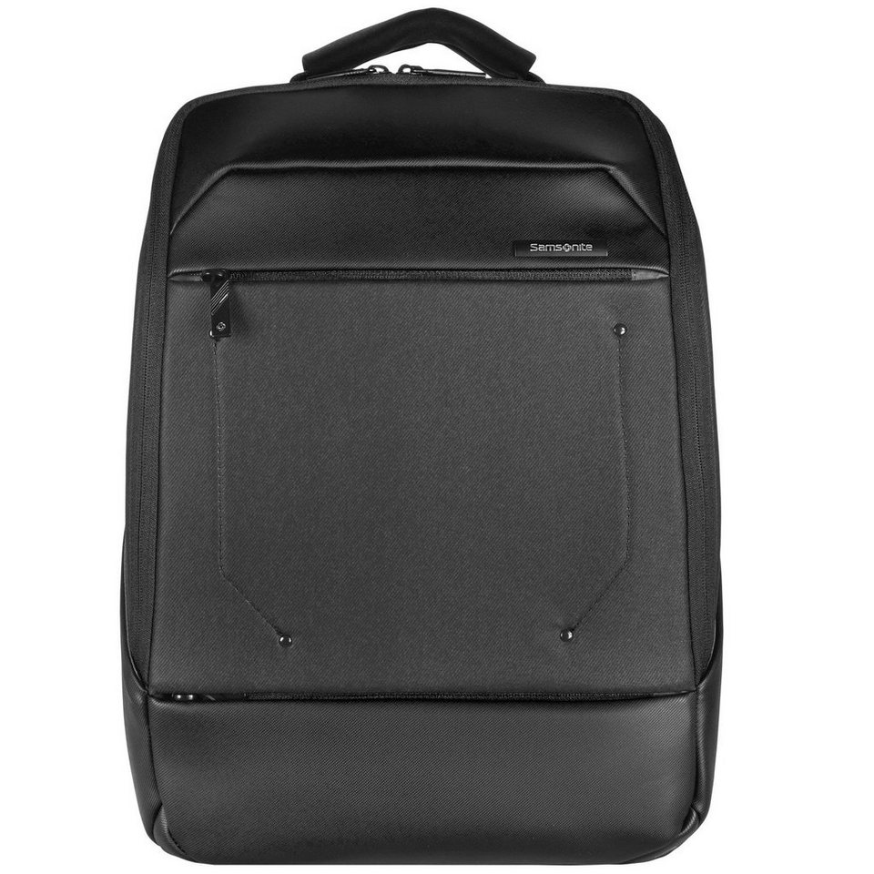 Samsonite Urban Arc Business Rucksack 41 cm Laptopfach in basalt black