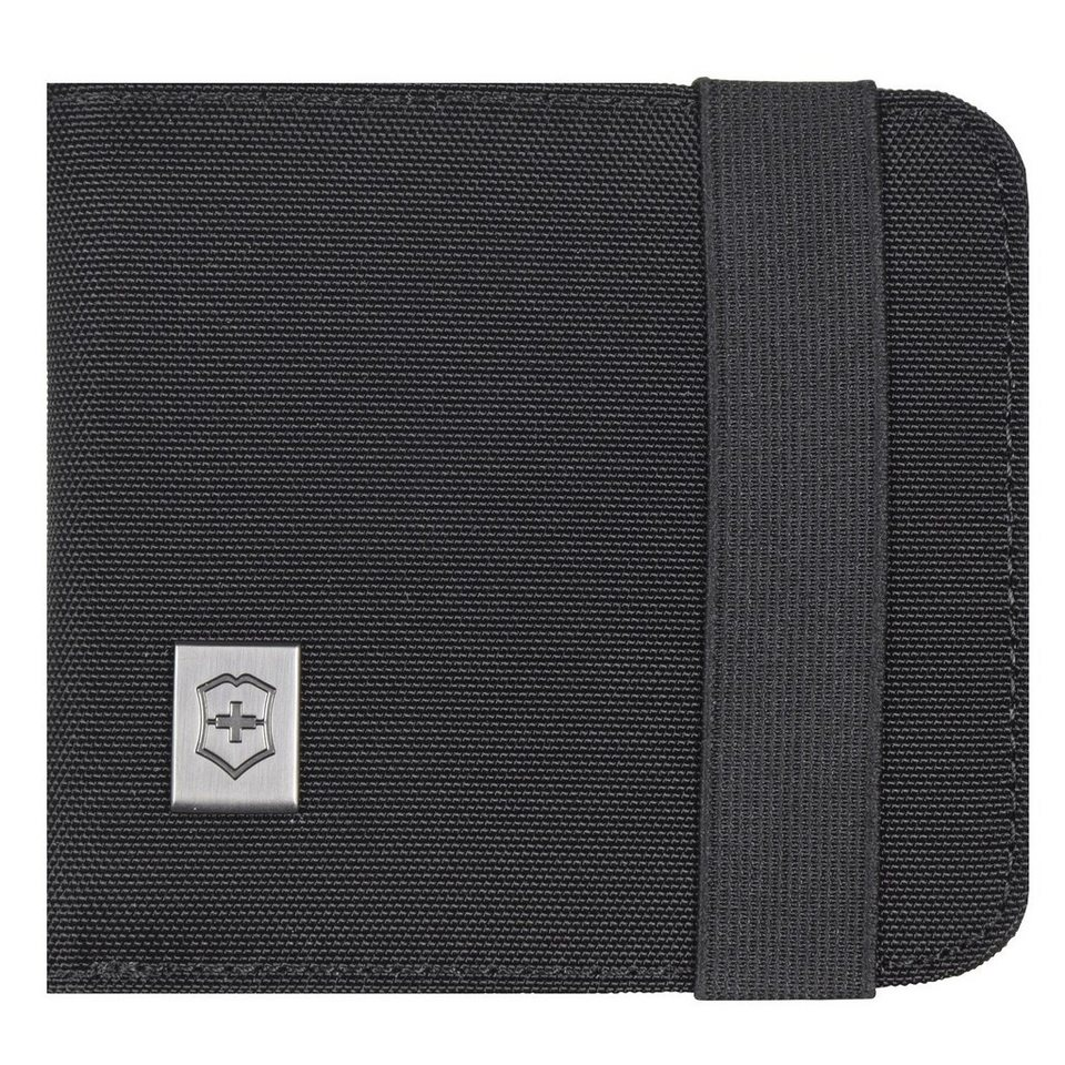 Victorinox Travel Accessoires 4.0 Geldbörse 11 cm in black