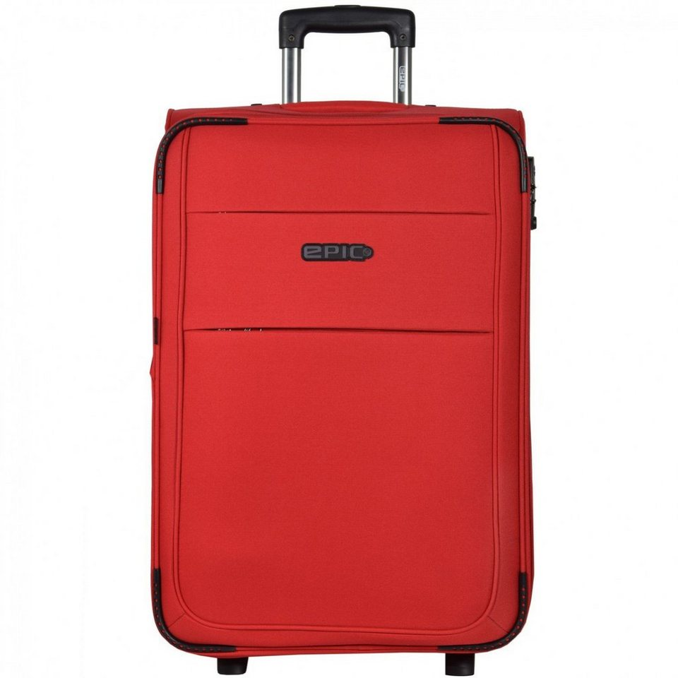 EPIC DiscoveryAIR 2-Rollen Trolley 65 cm in rot