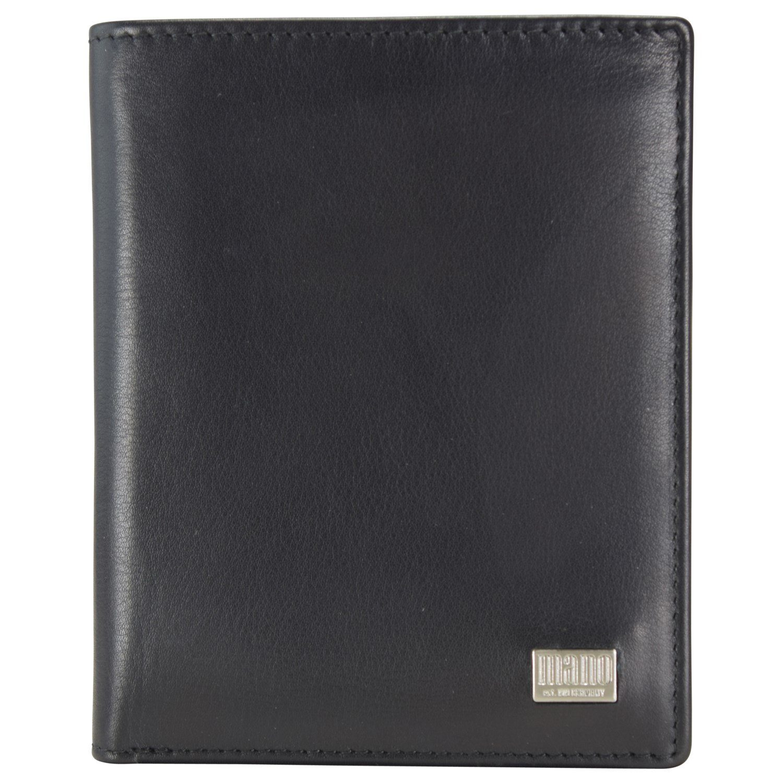 MANO Linea Geldbörse Leder 10 cm