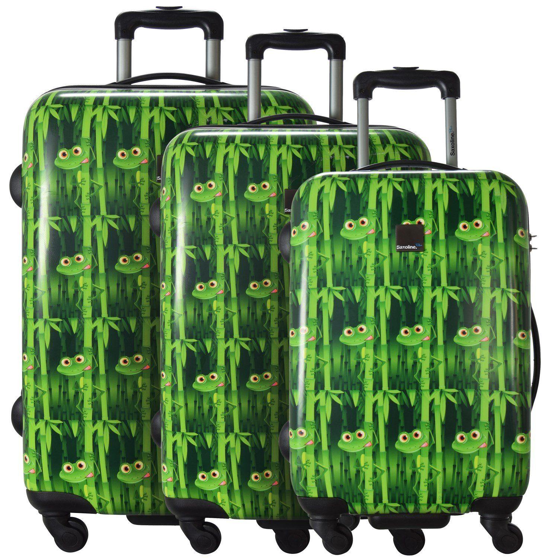 Saxoline Saxoline Blue Frogs Koffer Set 3tlg.