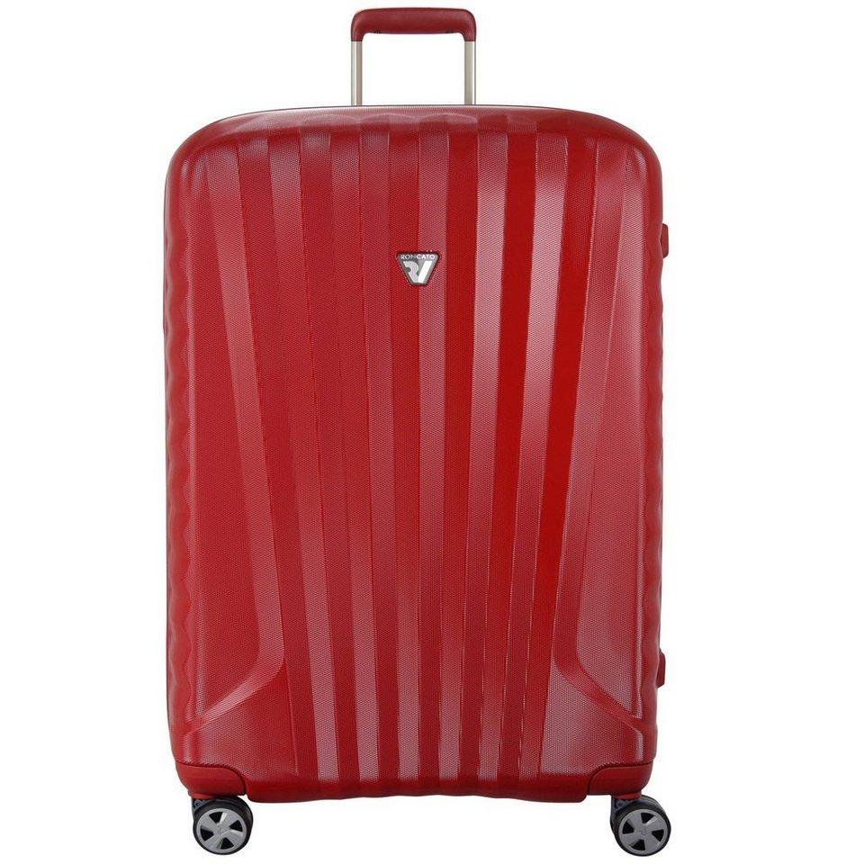 RONCATO Roncato UNO ZSL Premium 4-Rollen Trolley 86 cm in rosso rosso