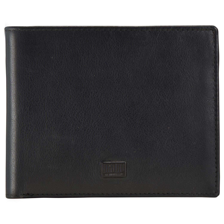 MANO Tabula Geldbörse Leder 12 cm