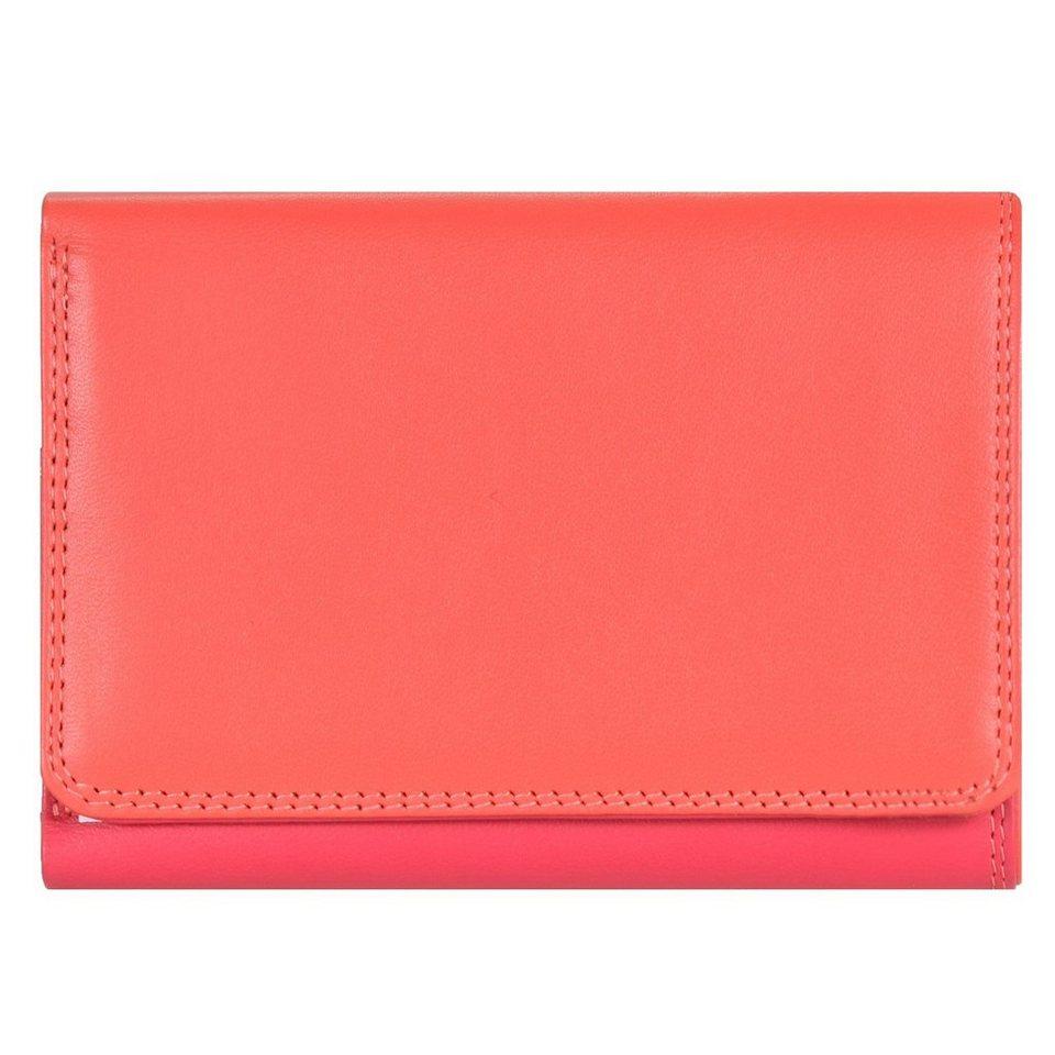 Mywalit Medium Tri-fold Wallet Geldbörse Leder 11 cm in candy