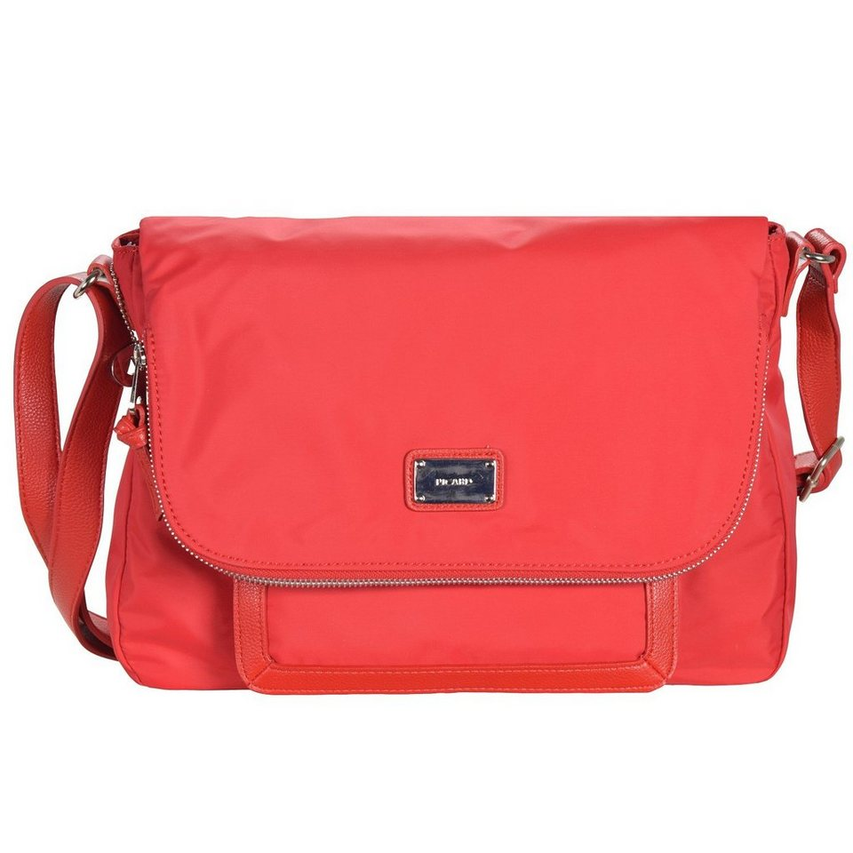 Picard Picard Venice Umhängetasche 35 cm in rot