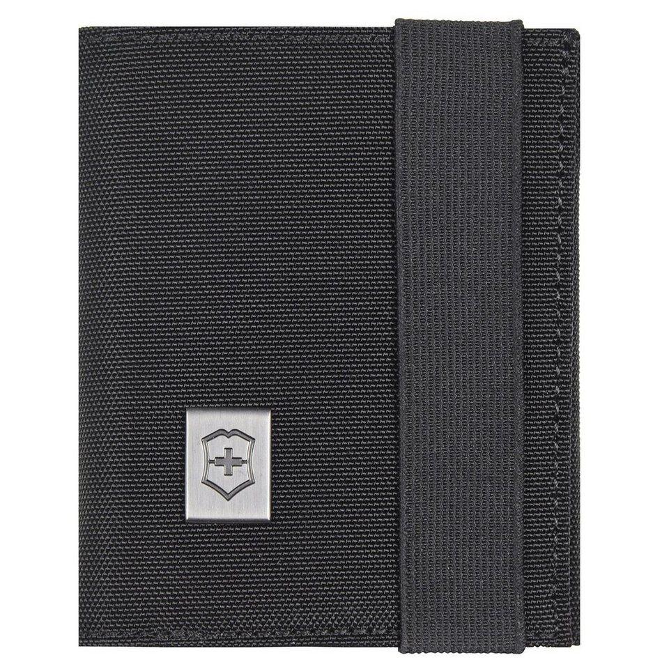 Victorinox Victorinox Travel Accessoires 4.0 Geldbörse 9 cm in black