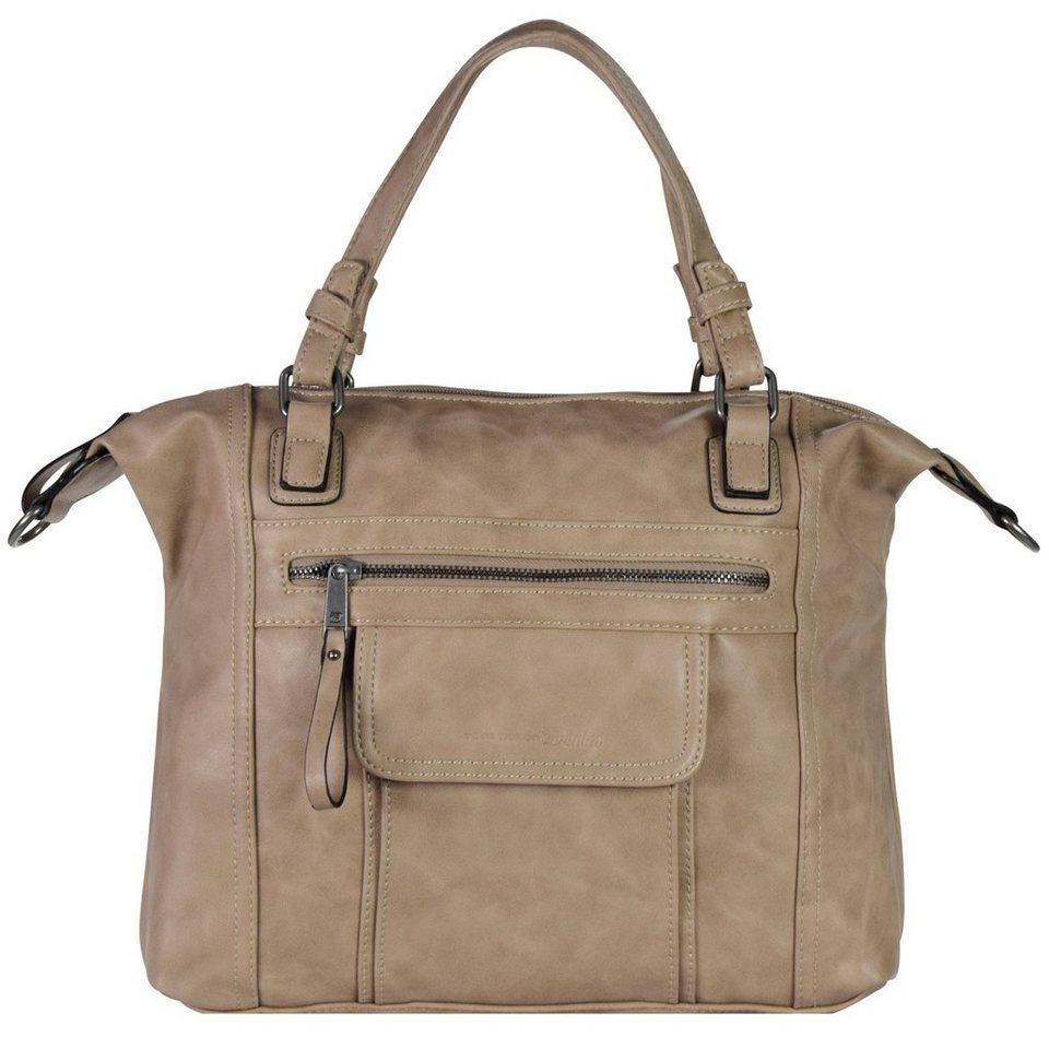 tom tailor denim michelle handtasche 38 cm kaufen otto. Black Bedroom Furniture Sets. Home Design Ideas