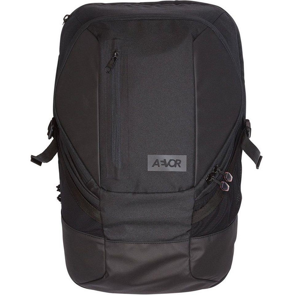 AEVOR Aevor Backpack Sportspack Rucksack 48 cm Laptopfach in black eclipse
