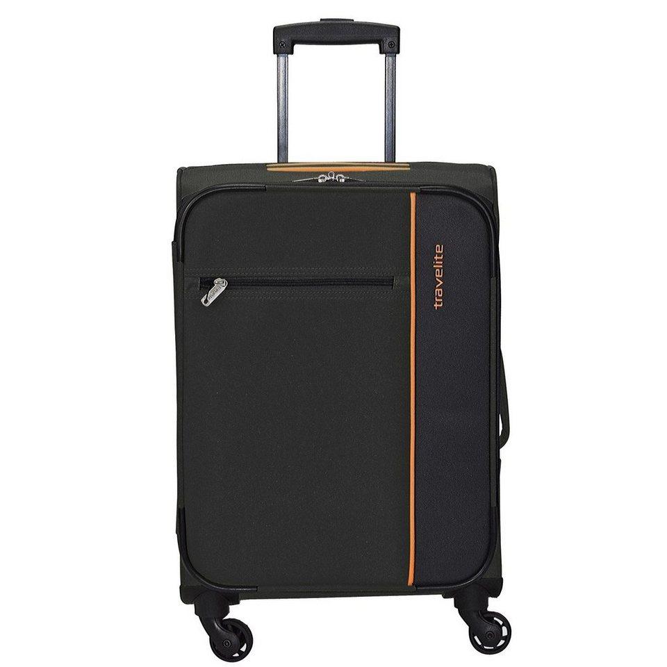 travelite portofino 4 rollen kabinen trolley 55 cm otto. Black Bedroom Furniture Sets. Home Design Ideas