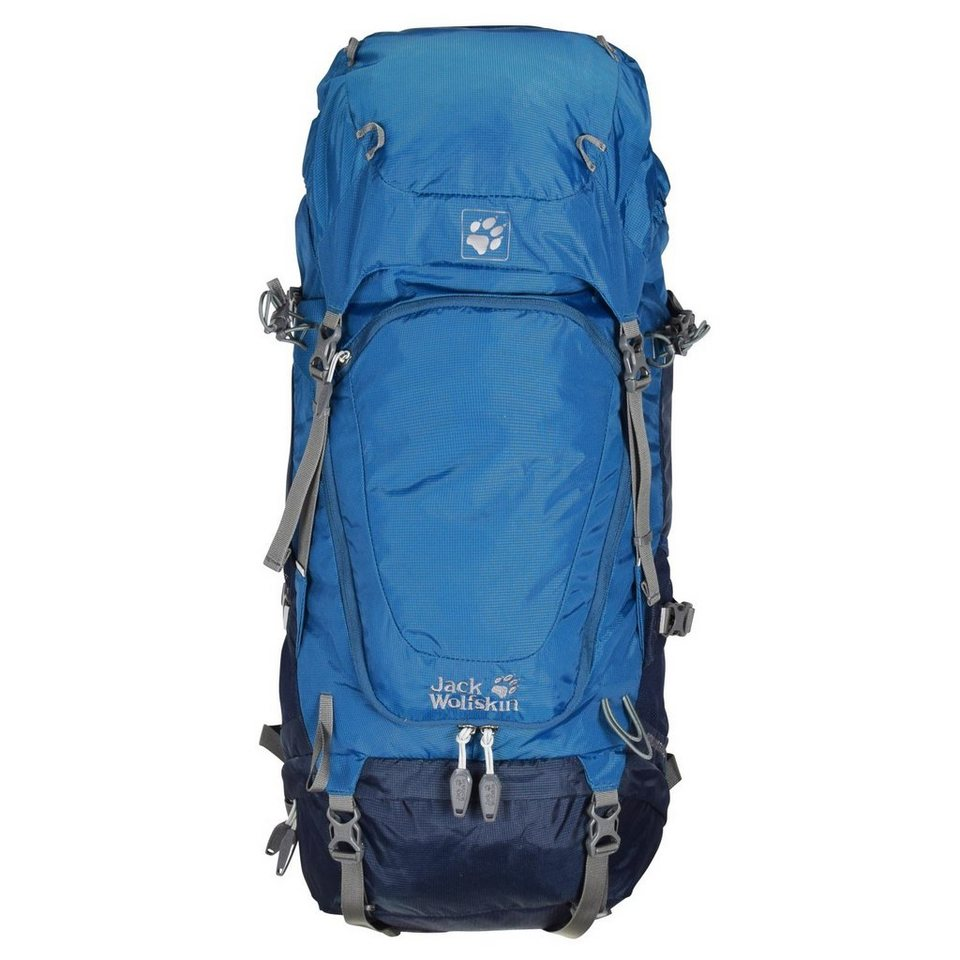 Jack Wolfskin Daypacks & Bags Highland Trail 42 Rucksack 60 cm in moroccan blue