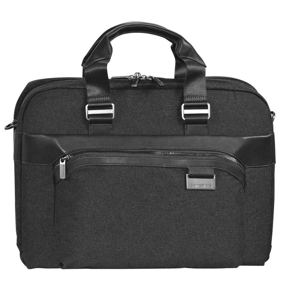 Samsonite Upstream Business Aktentasche 42,5 cm Laptopfach in anthracite