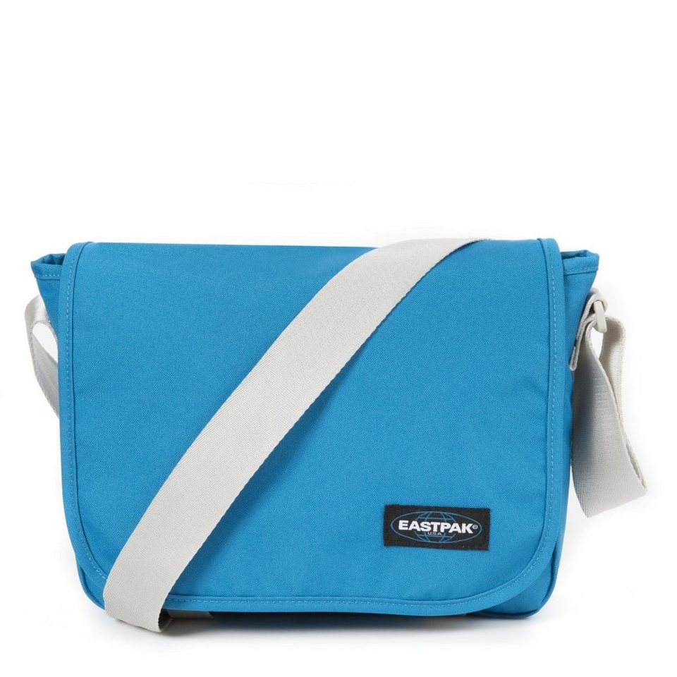 EASTPAK Authentic Collection Youngster 17 Umhängetasche Messenger 20,5 c in side blue