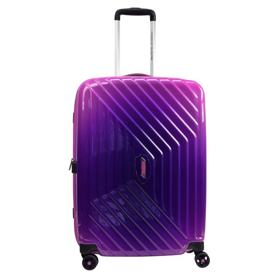 American Tourister American Tourister Air Force 1 Gradient Spinner 4-Rollen Trolley in gradient pink