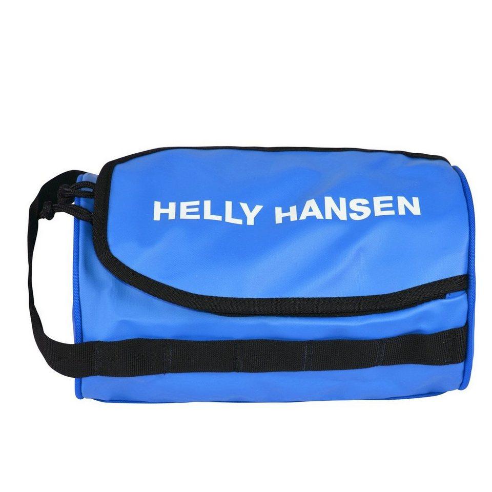 HELLY HANSEN Wash Bag 2 Kulturbeutel 24 cm in racer blue