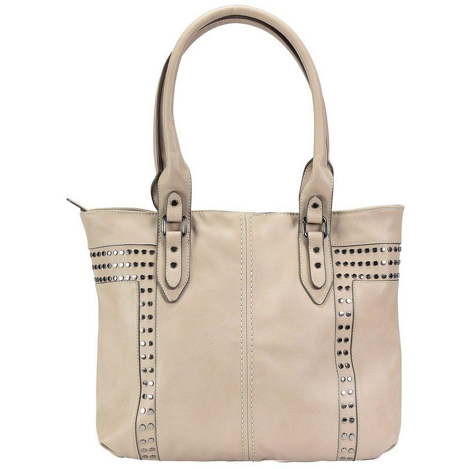 Gabor Gabor Janina Shopper Tasche 38 cm in taupe