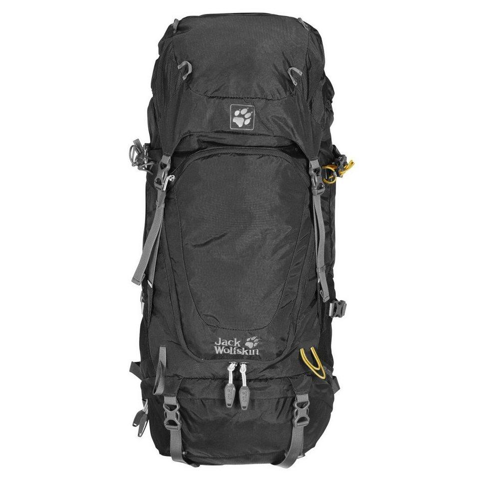 Jack Wolfskin Jack Wolfskin Daypacks & Bags Highland Trail 42 Rucksack 60 cm in black